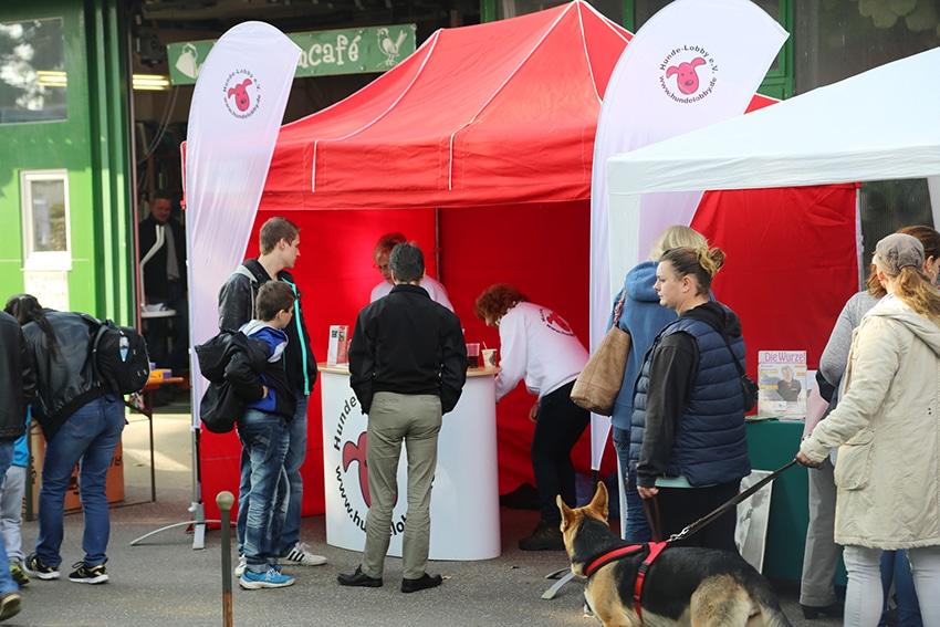 HTV Frühlingsfest erstmals ohne die Hunde-Lobby