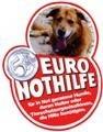 5 Euro Nothilfe Logo der Hunde-Lobby e.V.
