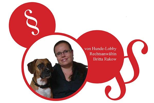 Hund & Recht: Hundehaltung